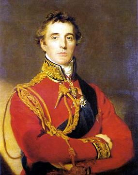 Arthur Wellesley Duque de Wellington