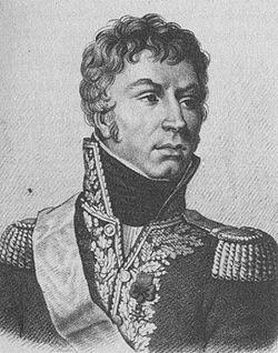 General Jean Louis Reynier